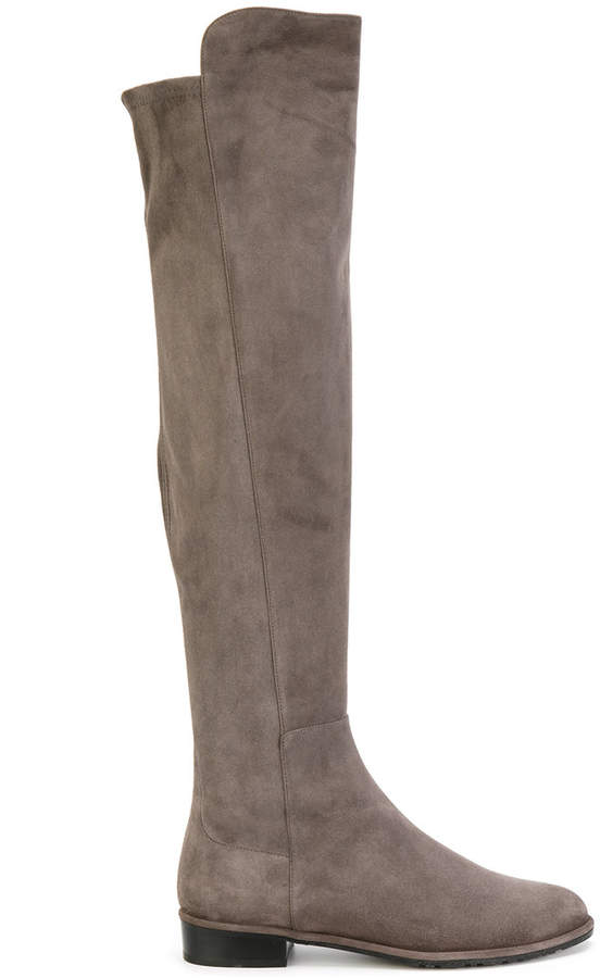 Stuart Weitzman Allgood over the knee boots