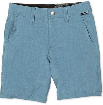 Volcom Toddler & Little Boys Surf N' Turf Static Shorts