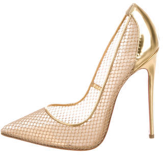 Christian Louboutin  Christian Louboutin Follies Resille 120 Pumps