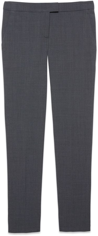 Theory Ibbey 2 Pant in Urban Stretch Wool