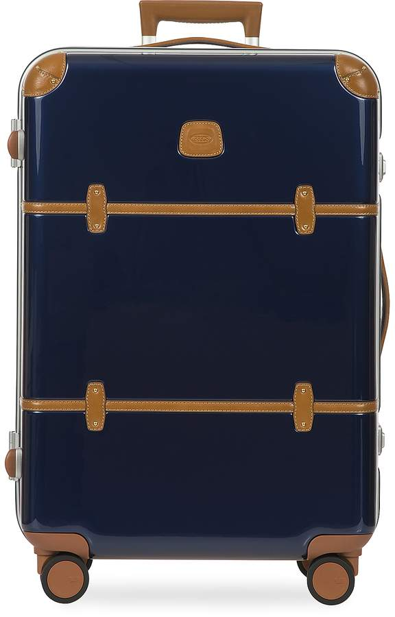 Bric's Bellagio Metallo V2.0 27 Blue Spinner Trunk