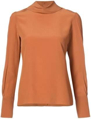 Chloé turtleneck blouse