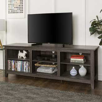 "Beachcrest Home Sunbury 70"" TV Stand with optional Fireplace"