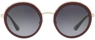Prada PR50TS 406311 Sunglasses