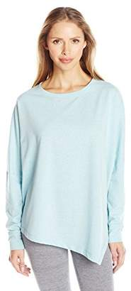 Champion Women's Asymmetrical Crew $26.79 thestylecure.com