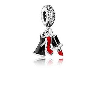 ba2e73725edb19 Pandora Women Silver Pendant - 792156ENMX