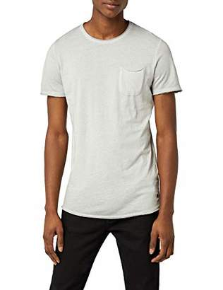 1bdb362b4 Jack and Jones Vintage Men's Jjvcjack Ss Tee T&s Crew Neck Noos Plain T- Shirt