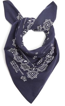 BLISS AND MISCHIEF BAMdana cotton scarf