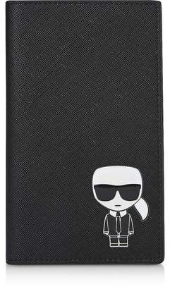 Karl Lagerfeld Paris K/Ikonik Travel Wallet