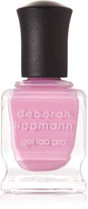 Deborah Lippmann - Gel Lab Pro Nail Polish - Beauty School Dropout $20 thestylecure.com