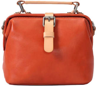 Brix And Bailey Leather Doctors Travel Bag