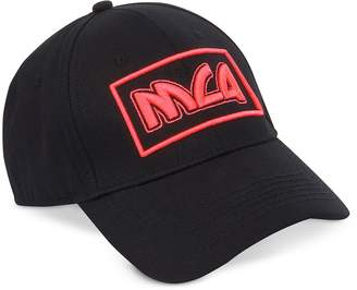 McQ Signature Cotton Baseball Cap