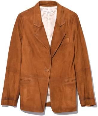 Golden Goose Ermada Jacket in Monkey Brown