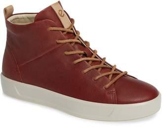 Ecco Soft 8 High Top II Sneaker