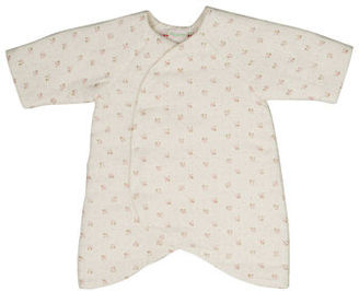Bonpoint Long-Sleeve Quilted Polka-Dot Coverall, Size 1-6 Months $135 thestylecure.com