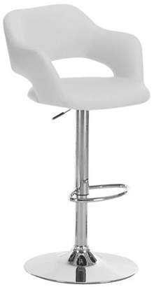 Monarch Contemporary Cut-Out Barstool