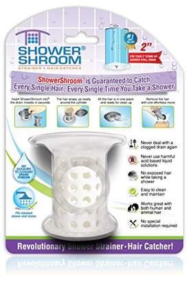 "Ställ TubShroom Showershroom the Revolutionary 2"" Stand-up Shower Drain Protector Hair Catcher/Strainer 2"""