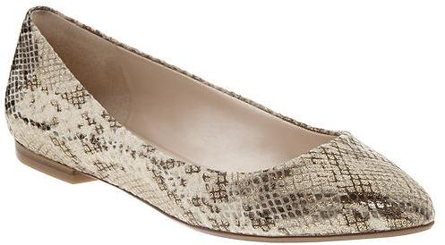 Carlie Pointed Toe Flat