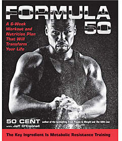 "QVC ""Formula 50"" 6-Week Workout & Nutrition Plan by50 Cent"