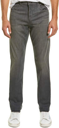 Rag & Bone Stretch Denim Silver Grey Classic Fit Jean