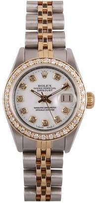 Rolex Vintage Lady DateJust 26mm White Steel Watches