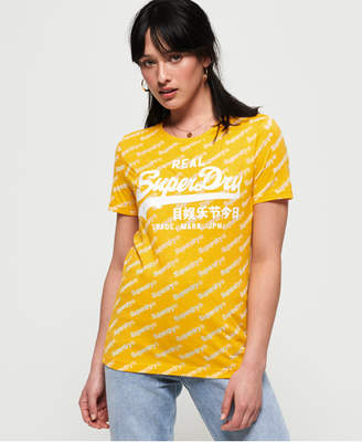 167eaa1627cc  29.95 SuperdryVintage Logo Sport All Over Print T-Shirt