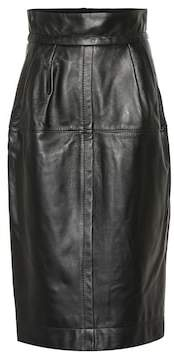 Marc Jacobs Leather skirt