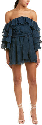 C/Meo Collective Sacrifices Mini Dress