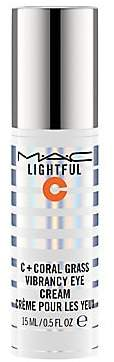 M·A·C MAC Women's Lightful C + Coral Grass Vibrancy Eye Cream