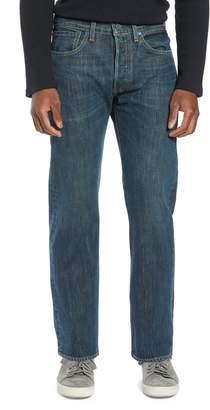 Levi's 501(R) Straight Leg Jeans