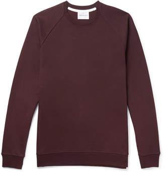 Norse Projects Ketel Mercerised Stretch-Cotton Jersey Sweatshirt
