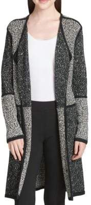 Calvin Klein Colorblock Long Cardigan