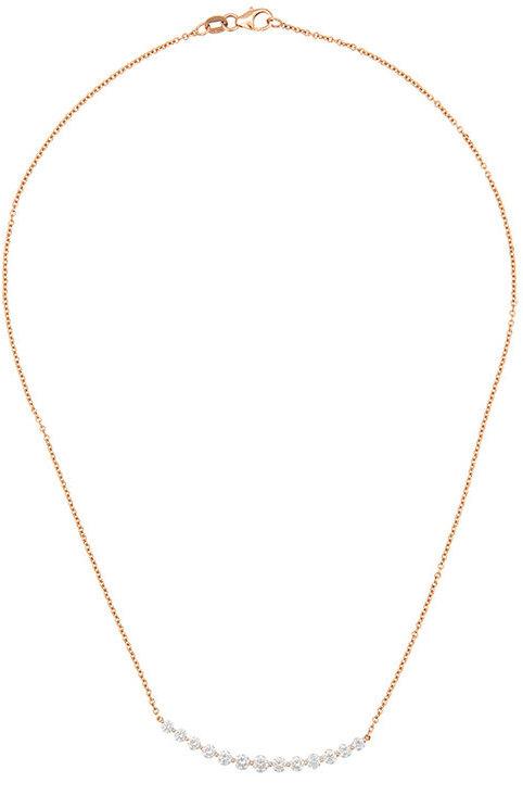 Anita KoAnita Ko diamond band necklace