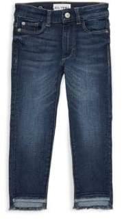 Chloé DL Premium Denim Little Girl's Step Hem Skinny Jeans