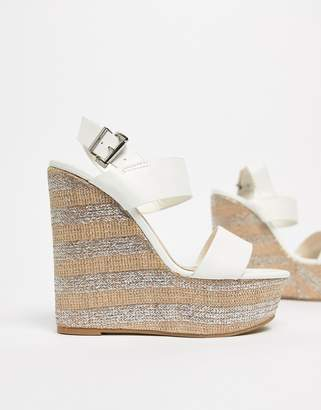Miss KG Primrose Wedge Sandals