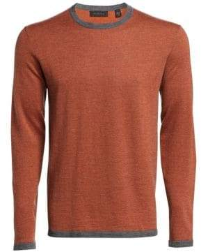 Saks Fifth Avenue COLLECTION Wool Pullover