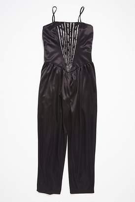 Vintage Loves Vintage 1980s Sequin Jumpsuit
