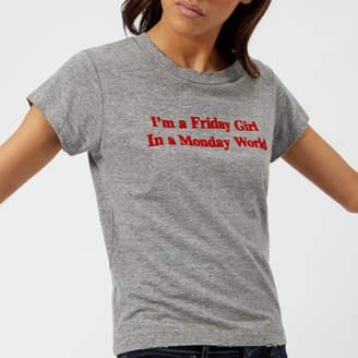Wildfox Couture Women's Friday Girl Short Sleeve T-Shirt