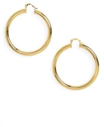 Melody Ehsani Sade Medium Hoop Earrings