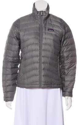 Patagonia Quilted Zip-Up Jacket