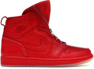Jordan 1 Retro High Zip AWOK Vogue University Red (W)