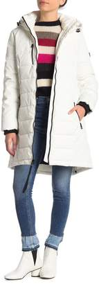 GUESS Hooded Coat