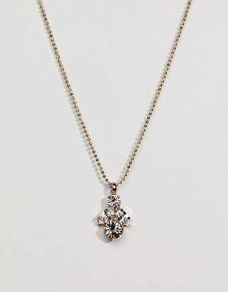 Swarovski Krystal London Crystal Overlap Necklace