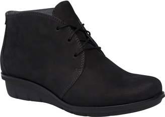 Dansko Lace Up Leather Ankle Boots - Joy