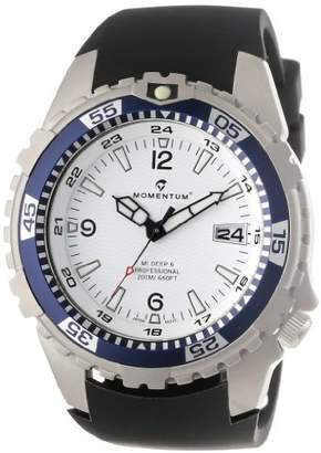 Momentum Men's 1M-DV06W4B M1 DEEP 6 Analog Dive Date Watch