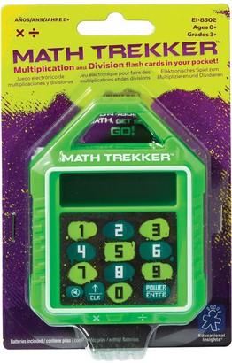 Educational Insights Multiplication & Division Math Trekker