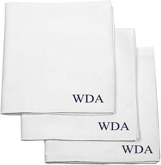 Asstd National Brand Personalized Handkerchief Set
