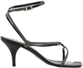 Hermes Cloth heels