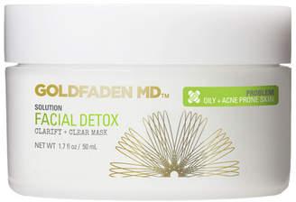 Goldfaden Facial Detox Clarify + Clear Mask