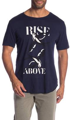 Kinetix Rise Above Graphic Tee
